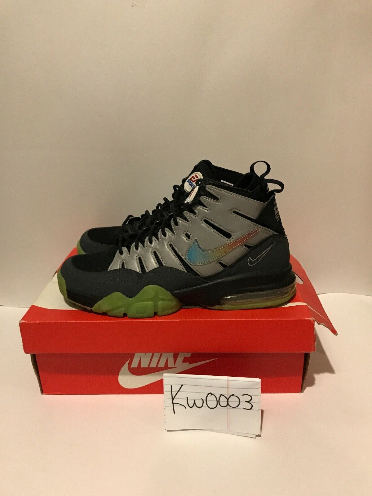 Nike Premium hombre Air Trainer '94 Premium Nike QS EA Sports nosotros cómodo PMR a5001d