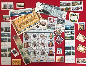 Canada-2000-Postage-Stamps-Complete-Year-Annual-Collection-Stamp-Free-Ship