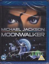 Moonwalker - Michael Jackson New & Sealed Blu-ray (UK Release)