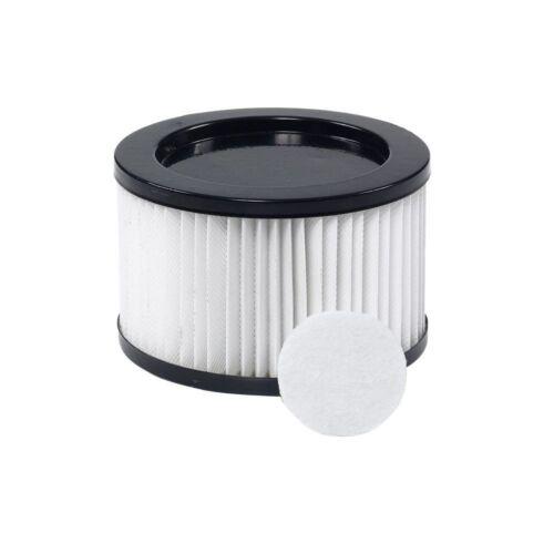 Hepa Media Filter Ridgid DV0500 Ash Vacs Catches Holds Ultra Fine Ultrafine New