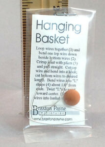 Quarter-scale-dollhouse-miniature-hanging-terracotta-pot-by-Braxton-Payne-5