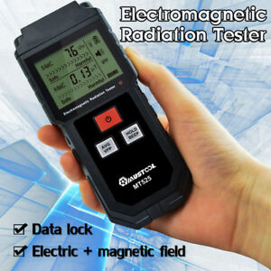 Details about Tester Detector Electromagnetic Radiation Camping Electric  Magnetic MT525