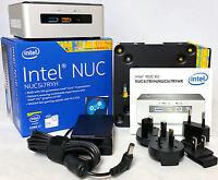 Intel Nuc Nuc5i7ryh Intel Core I7-5557u 3.10ghz 16gb 1tb 7.2k Wi-fi Win 7 Hp