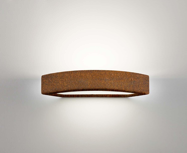 Applique design design design moderno a luce coll belfiore