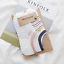 6 Pairs Womens Cotton Ankle Cartoon Invisible No Show Loafer Boat Low Cut Socks
