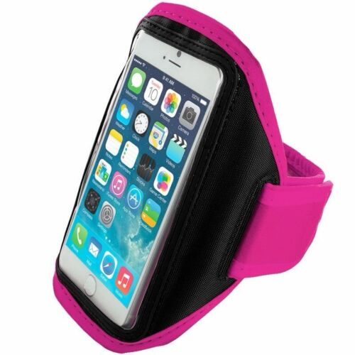 Gym Running Jogging Arm Band Sports Armband Case Holder Strap For Samsung Galaxy