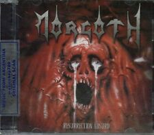 Resurrection Absurd/The Eternal Fall * by Morgoth (CD, Nov-2006, Century Media (USA))
