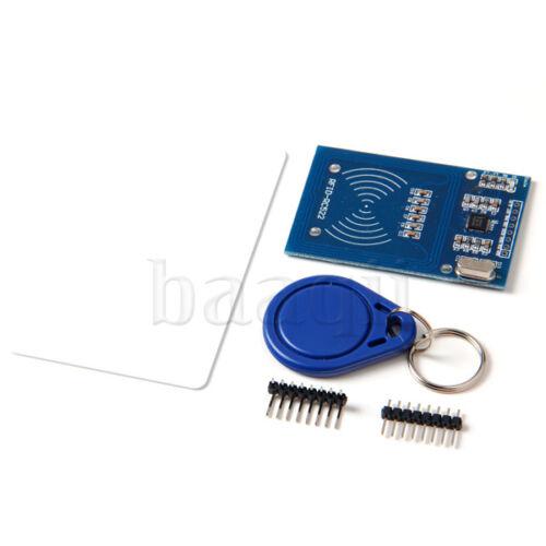 1 of 1 - MFRC-522 RC522 RFID IC card inductive module with free S50 Fudan card key  DA