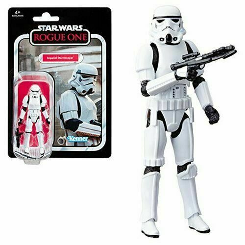 Star Wars TVC VC140 Hasbro 2019 Loose /& Complete Stormtrooper Rogue One