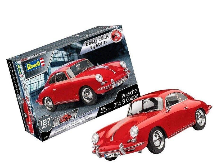 Revell 07679 1 16th scale Porsche 356 B Coupe