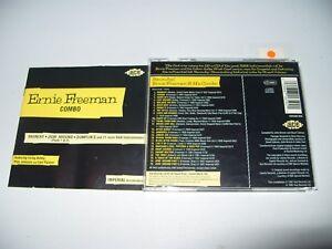 Ernie-Freeman-Combo-Raunchy-Ernie-Freeman-amp-His-Combo-25-Track-cd-1997-Ex-cond