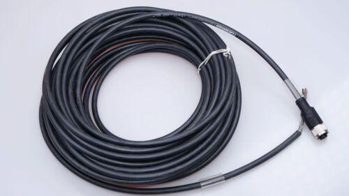 PHOENIX CONTACT M12 Sensor-//Aktor-Kabel SAC-4P-15,0-PUR//M12FS SH LAM 1401164 NEU
