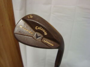 CALLAWAY-VINTAGE-FINISH-X-SERIES-JAWS-CC-FORGED-GAP-WEDGE-52-DEGREE