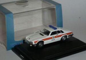Jaguar-XJS-Police-Model-Cars-Oxford-Diecast