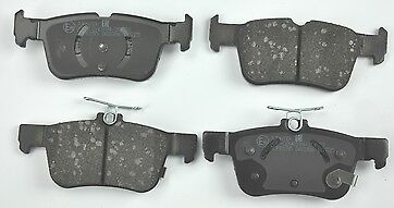 QUALITY JURATEK REAR BRAKE PADS JCP8155