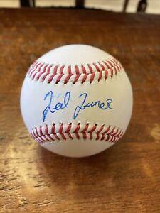 Ted Turner Signed Official Major League Baseball Psa Dna Coa Atlanta Braves