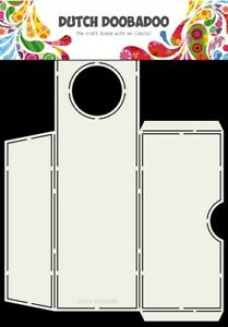 Flex-Schablone Stencil Card art Tür-schild Aufhänger Tasche Doobado 470.713.699