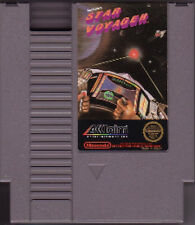 STAR VOYAGER ORIGINAL NINTENDO SYSTEM CLEANEST GAMES ON THE NET GAME NES HQ