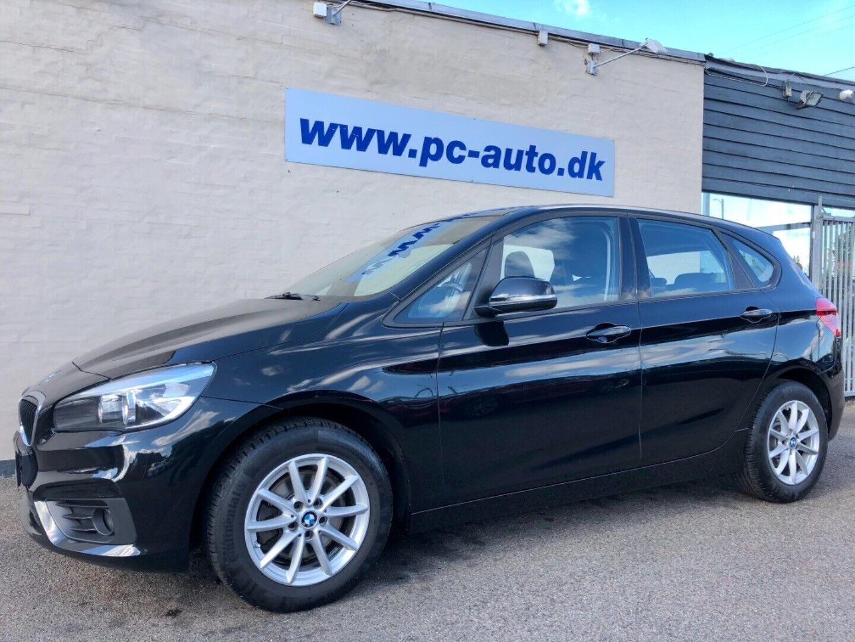 BMW 220d 2,0 Active Tourer Advantage aut. 5d