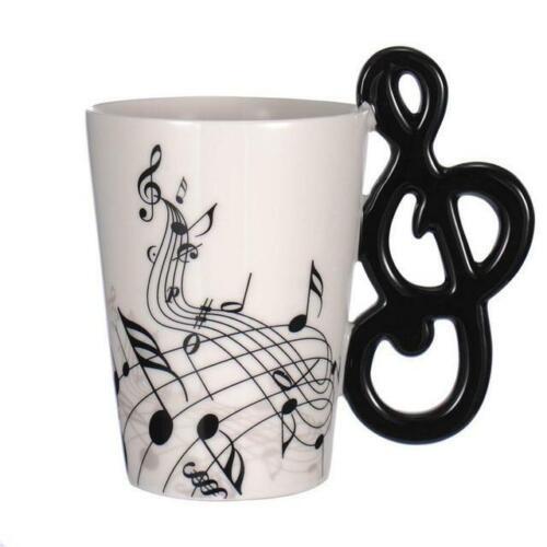10 Creative Designs Music Lover Coffee Mugs