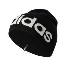 74f7eb45085 Adidas Mens Neo Knit Beanie Warm Winter Hat Cap Black Pink Grey NEW
