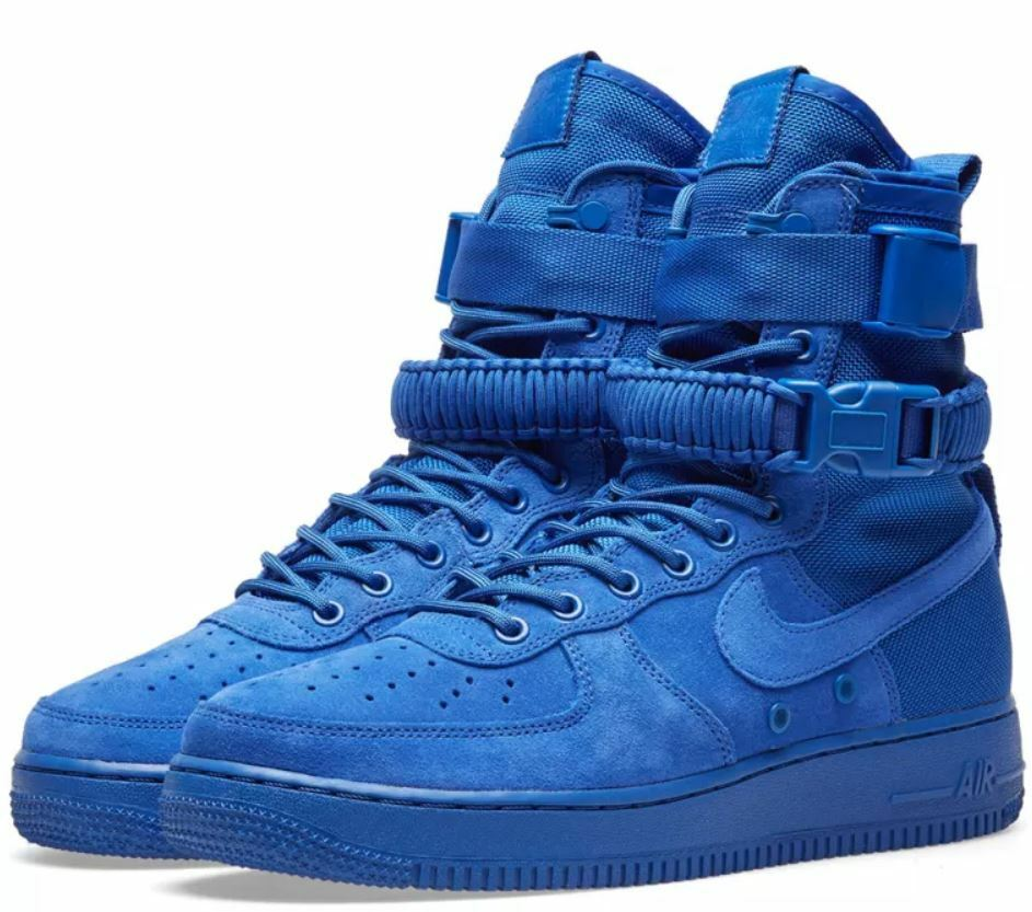 180 New NIB NIKE Men's SF-AF1 High AIR FORCE 1 Military BOOTS shoes 864024 401