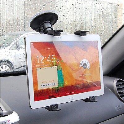 "Universal Car Windshield Mount Holder Cradle Stand Samsung Galaxy 10.1"" Tab 2 3"