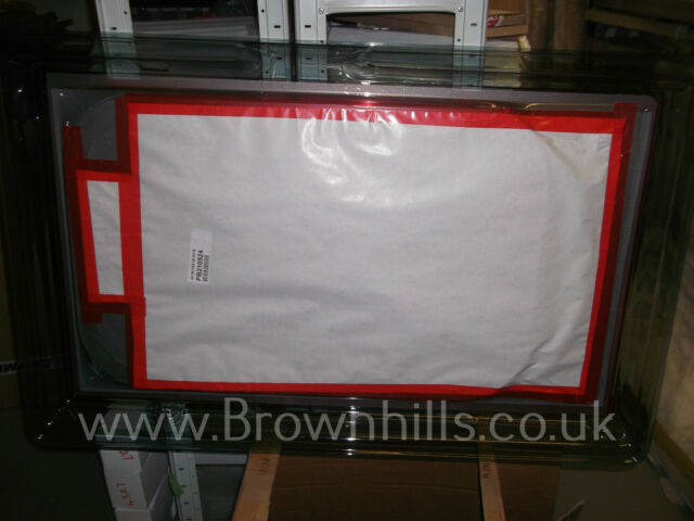 HYMER LARGE ROOFLIGHT GREY TINT ACRYLIC ONLY 800x500mm (HOLE SIZE)