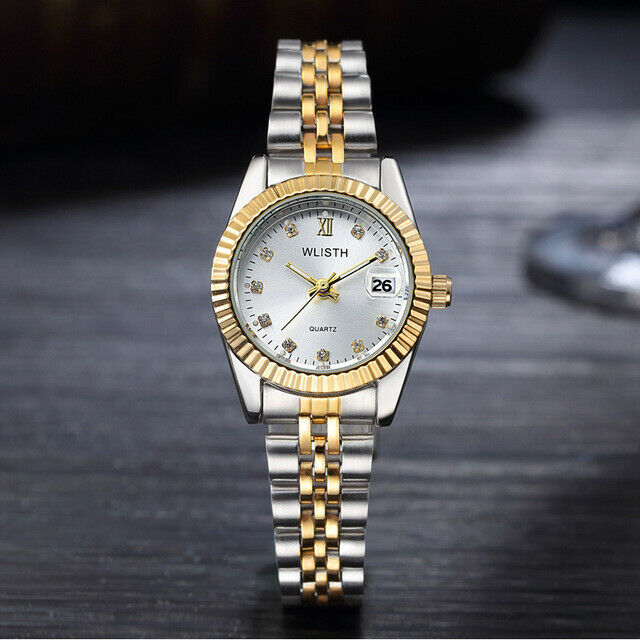 WLISTH Wrist Watch Women Watch Top Brand Luxury Famous Watch Ladies Calendar Rel