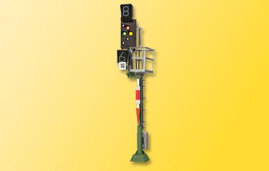 Viessmann 4046 h0 KS più sezione segnale come ausfahrsignal con multiplex