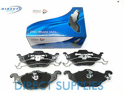 OPEL VAUXHALL COMBO 1.4 16V  ALLIED NIPPON FRONT BRAKE PADS OE QUALITY