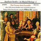 Corona Artis Ensemble Plays 18th Century Chamber Music on Period Instruments (1994)