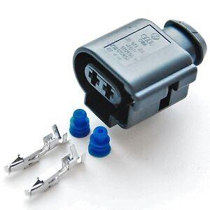 AUDI-VW-SKODA-2-Polig-STECKER-Connector-1J0973722A-1J0973722-A