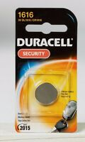 duracell 1616 Security Medical Fitness Watch Toys 3 Volt Lithium Battery