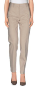 INCOTEX High Comfort Pants Beige US 10, IT 46 NWT  234