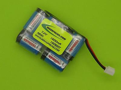 MADE IN USA NEW 7.2V 1600 BATTERY FITS TEAM LOSI BAJA
