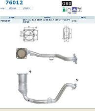 Marmitta catalitica Peugeot 307 1.6i 16V 109cv TU5JP4 NFU 2/01>6/05 man OFFERTA
