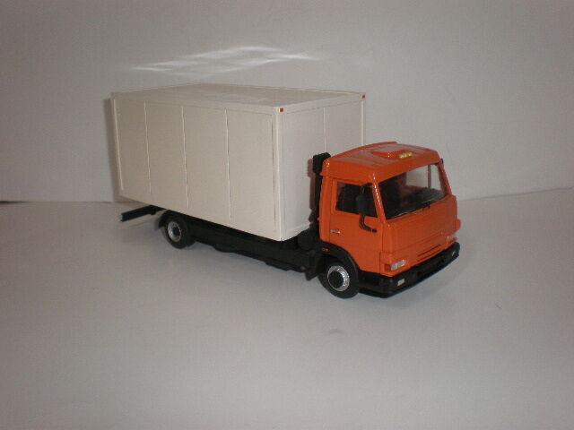 1/43 rusa de camiones kamaz-4308