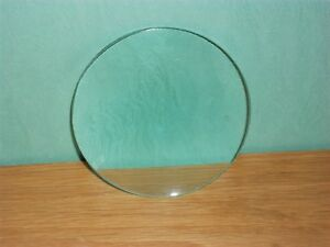 VINTAGE DOUBLE CONVEX CONVERGING GLASS LENS 38 48 65 90mm dia photography