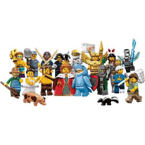 Lego Minifiguras Serie 15 71011 Elige Tu Lego Serie 15 Mini Figura