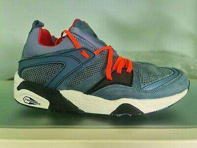 Puma Blaze of Glory Trinomic Tech Edition Bleu Taille Uk10 Eu44.5   eBay