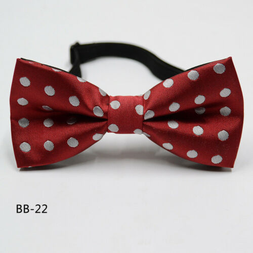 Baby Kids Toddler Boy Girl Party Bowtie Pre Tied Wedding Bow Tie Necktie New