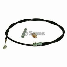 """56"""" BRAKE CABLE W/CLEVIS  GOKART MINIBIKE"""