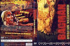 Bagman / Operation : Massenmord - DVD - Film - Video - 2007 - NEU & OVP !