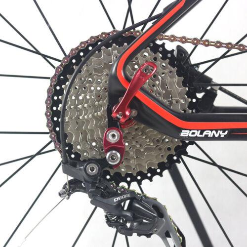 US Bolany Extension Hanger MTB Bike Aluminum Sprocket Cassette Fit Shimano//SRAM