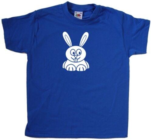 T-shirt pour enfant mignon lapin