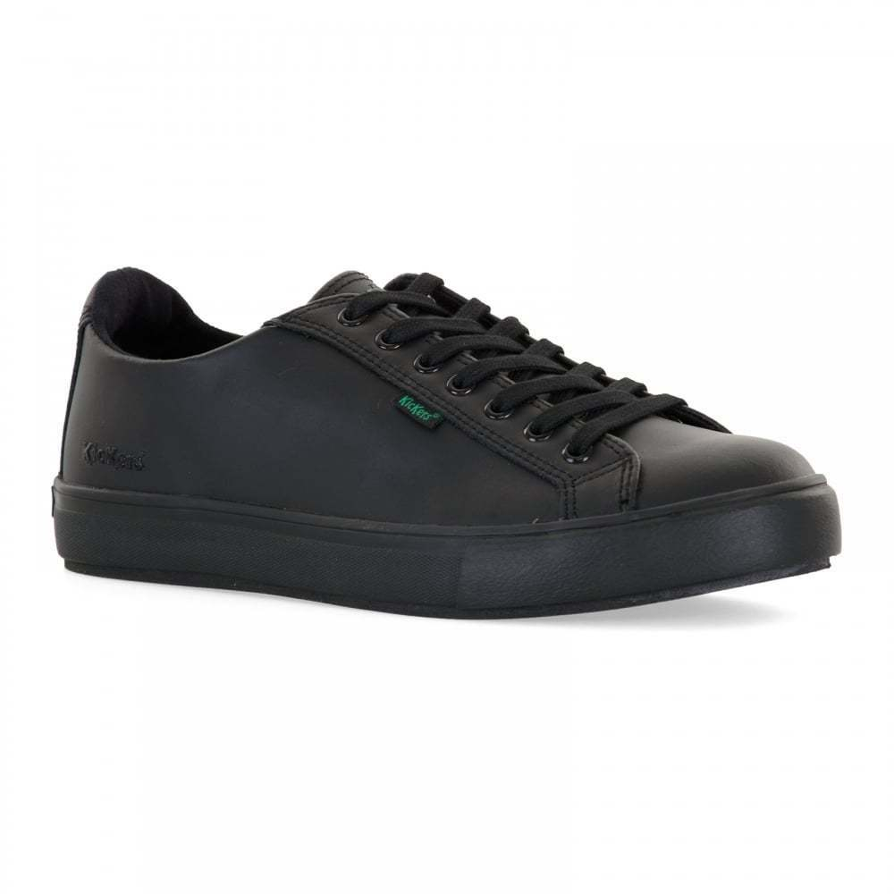 Kickers LINEA uomo scarpe tovni Lacer (Nero)