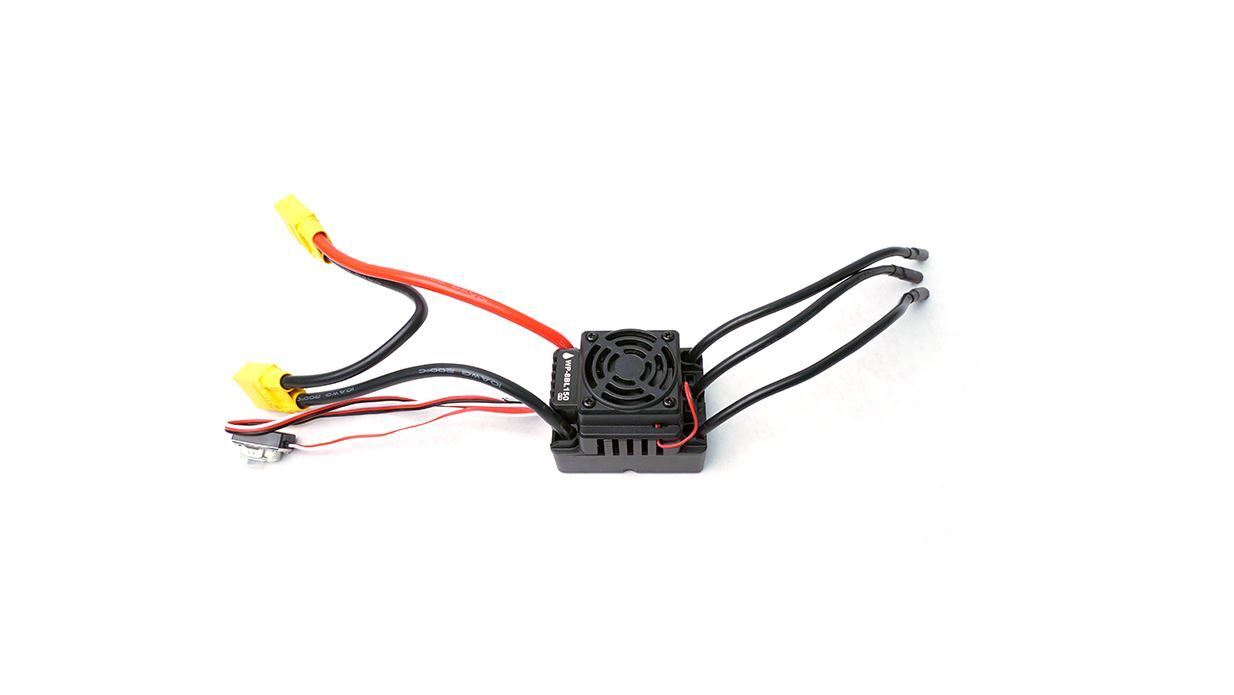 CEN Racing - Waterproof 150 Amp ESC V2, for Colossus XT