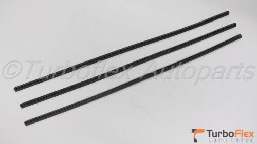 Toyota Venza 2009-2016 Front /& Rear Wiper Refill Inserts Genuine OEM