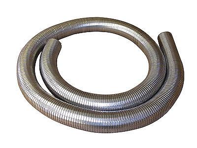 per acqua potabile altamente flessibile lunghezza 30 acciaio inox DN13 200 cm,Made in Germany. Tubo flessibile 1//2/ÜM x 3//4/ÜM